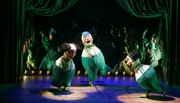 Wicked at Oriental Theatre