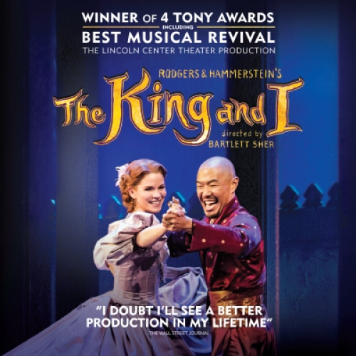 Rodgers & Hammerstein's The King and I at Oriental Theatre