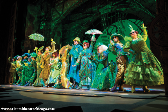 wicked musical broadway get tickets chicago