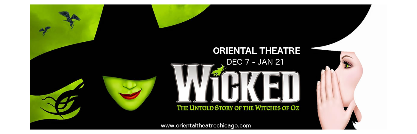 wicked broadway musical oriental theater chicago