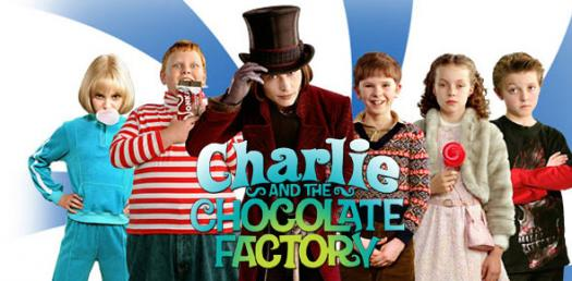 Charlie and The Chocolate Factory at Oriental Theatre
