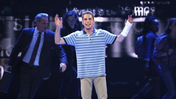 Dear Evan Hansen at Oriental Theatre
