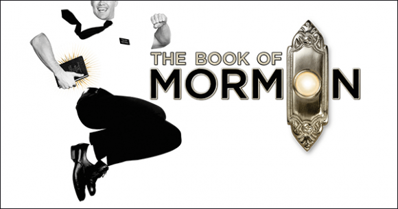 The Book Of Mormon at Oriental Theatre