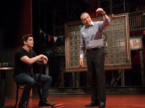A Bronx Tale at Oriental Theatre