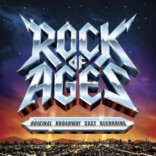 Rock of Ages at Oriental Theatre