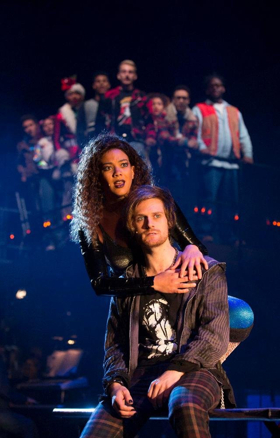 Rent at Oriental Theatre