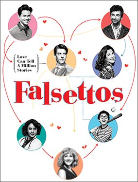 Falsettos - The Musical at Oriental Theatre