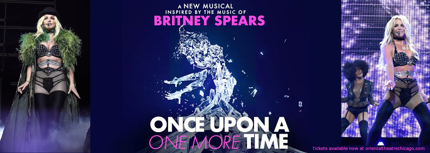 Once Upon A One More Time at James M Nederlander Theatre