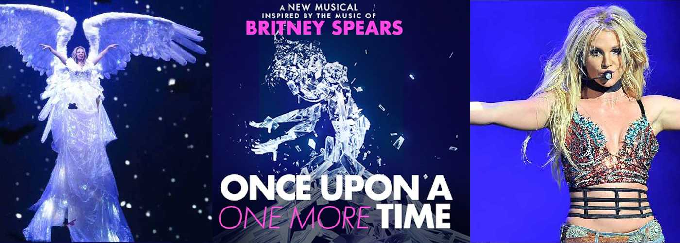 britney spears Once Upon A One More Time