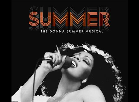 Summer - The Donna Summer Musical at Oriental Theatre