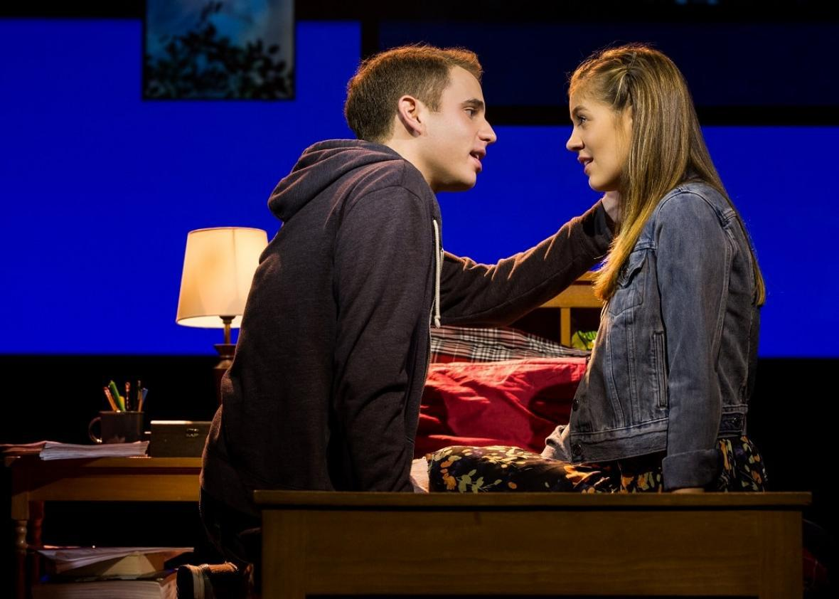 Dear Evan Hansen at James M. Nederlander Theatre
