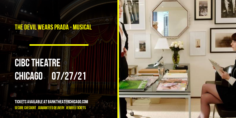 The Devil Wears Prada - Musical at James M. Nederlander Theatre