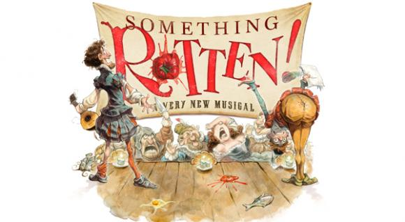 Something Rotten at Oriental Theatre