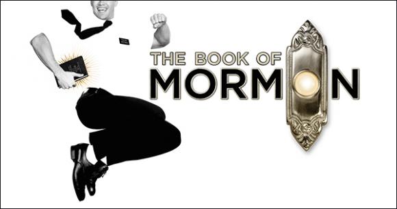 The Book Of Mormon at Oriental Theatre