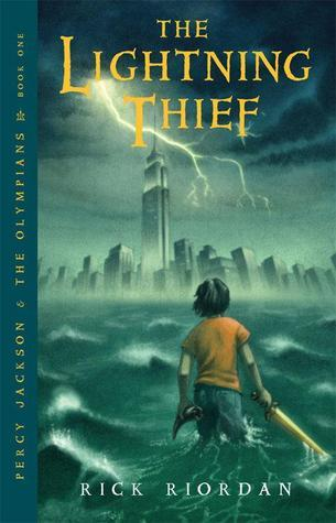 The Lightning Thief at Oriental Theatre